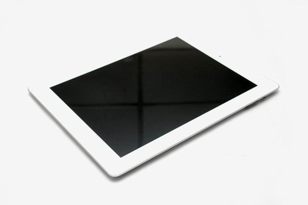 Apple iPad4 iPad 4 64G WiFi 銀色