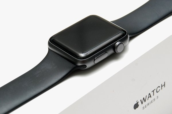 Apple Watch Series 3 42mm GPS 灰色