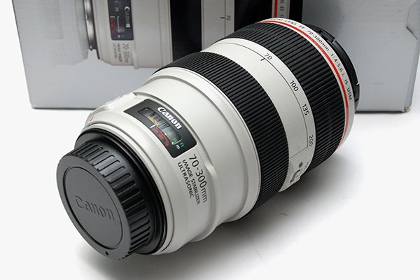 Canon EF 70-300mm F4.5-5.6 L IS USM