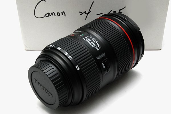 Canon EF 24-105mm F4 L IS USM II