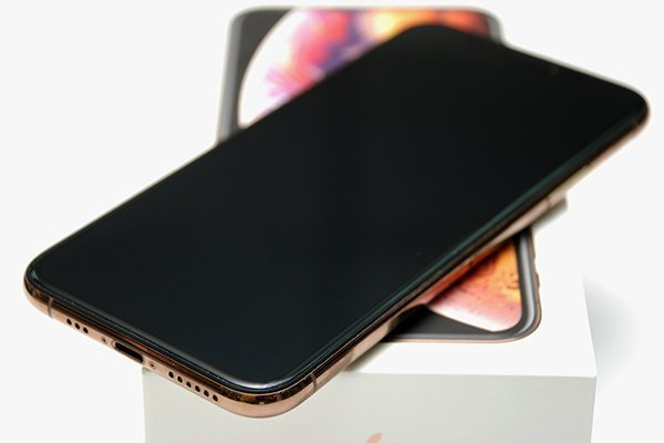 Apple iPhone XS 256G 金色
