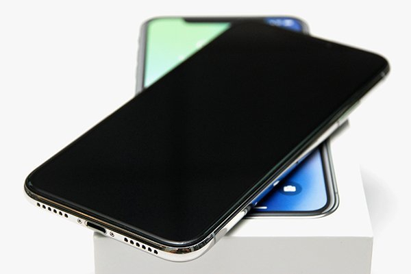 Apple iPhone X iPhoneX 256G 銀色